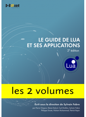 Le Guide de Lua et ses applications (2ed)